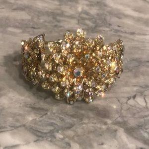 Major bling crystal bracelet!